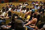 More than 100 students received their High School Equivalency during a Western Nevada College ceremony in Carson City, Nev., on Monday, June 19, 2017. <br /> Photo by Cathleen Allison/Nevada Photo Source