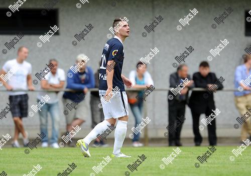 2012-07-12 / Voetbal / seizoen 2012-2013 / KSK Heist / Simon Vermeiren..Foto: Mpics.be