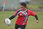 Womens Final between Counties Manukau & Auckland. Auckland won the game. 20th Northern Redion Maori Rugby Tournament held at Ardmore Marist Rugby Football Club, Feb 29th - 1st Mar, 2008