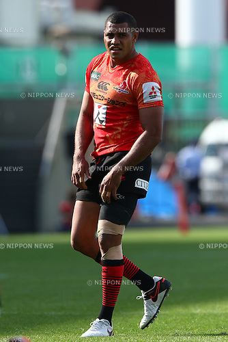 John Stewart (Sunwolves),<br /> MAY 7, 2016 - Rugby :<br /> Super Rugby match between <br /> Sunwolves - Western Force<br /> at Prince Chichibu Memorial Stadium in Tokyo, Japan. <br /> (Photo by Shingo Ito/AFLO SPORT)