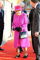 The Queen Visits Honourable Society of Lincoln's Inn