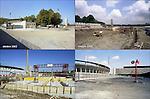 La trasformazione della Città in vista delle Olimpiadi 2006. Lo Stadio e il PalaIsozaki