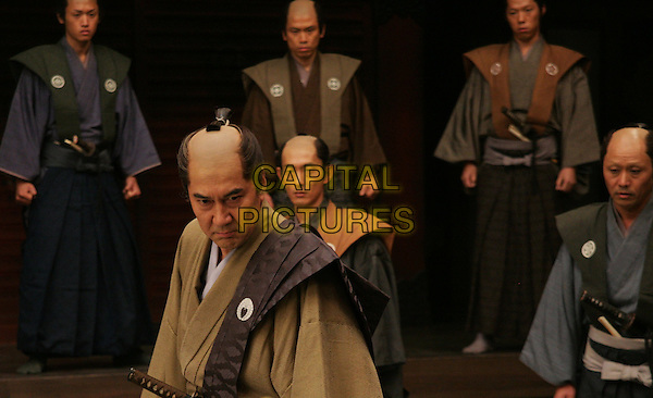 Koji Yakusho<br /> in Hara-Kiri: Death of a Samurai (2011) <br /> *Filmstill - Editorial Use Only*<br /> CAP/NFS<br /> Image supplied by Capital Pictures