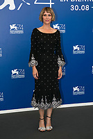 Kristen Wiig attends the photocall of 'Downsizing' during the 74th Venice Film Festival at Palazzo del Cinema in Venice, Italy, on 30 August 2017.  - NO WIRE SERVICE - Photo: Hubert Boesl/ /MediaPunch ***FOR USA ONLY***