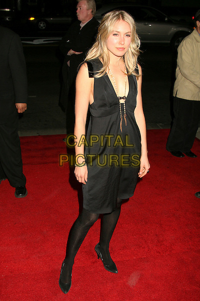 "SARAH CARTER .World Premiere of ""Home of the Brave"" at the Academy of Motion Picture Arts and Sciences, Beverly Hills, CA, USA..December 5th, 2006.full length black trousers.CAP/ADM/BP.©Byron Purvis/AdMedia/Capital Pictures"