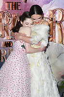 "Mackenzie Foy and Keira Knightley<br /> arriving for the European premiere of ""The Nutcracker and the Four Realms"" at the Vue Westfield, White City, London<br /> <br /> ©Ash Knotek  D3458  01/11/2018"