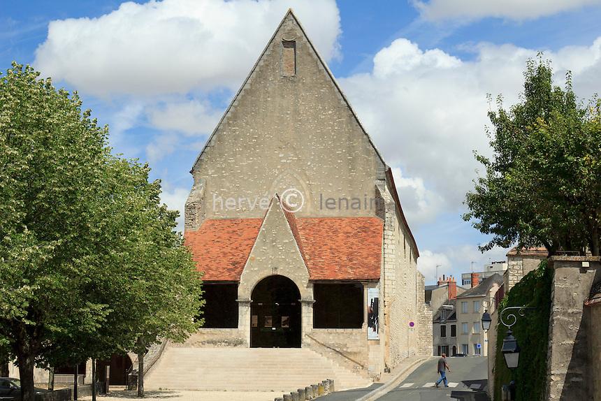France, Indre (36), Châteauroux, couvent des Cordeliers // France, Indre, Chateauroux, Convent of the Cordeliers