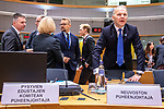 BRUSSELS - BELGIUM - 16 December 2019 -- Agriculture and Fisheries Council meeting - Presidency of Finland. -- Jari Leppä, Minister of Agriculture and Forestry for Finland. -- PHOTO: Juha ROININEN / EUP-IMAGES