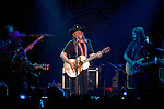Willie Nelson performs at Billy Bob's Texas in Fort Worth on July 4, 2011. (photo by Khampha Bouaphanh)