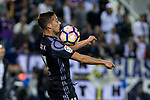 Lucas Vazquez of Real Madrid during the match of  La Liga between Club Deportivo Leganes and Real Madrid at Butarque Stadium  in Leganes, Spain. April 05, 2017. (ALTERPHOTOS / Rodrigo Jimenez)