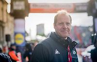 Directeur du Société du Tour de France Christian Prudhomme<br /> or the actual 'ASO bossman'<br /> <br /> 103rd Liège-Bastogne-Liège 2017 (1.UWT)<br /> One Day Race: Liège › Ans (258km)