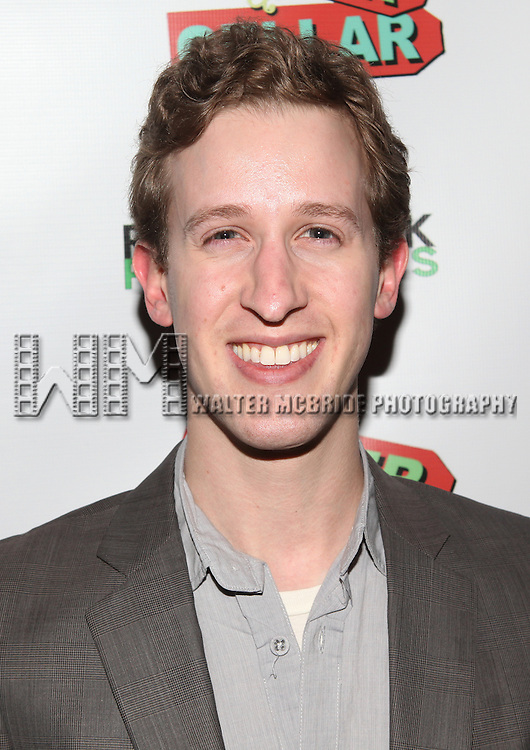 Alex Wyse attending the Off-Broadway Opening Night Performance of Michael Urie starring in 'Buyer & Cellar'  at the Rattlestick Playwrights Theater in New York City on 4/3/2013