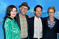 "LOS ANGELES, USA. October 17, 2019: Aisling Bea, Jonathan Dayton, Paul Rudd & Valerie Faris at the premiere of ""Living With Yourself"" at the Arclight Theatre, Hollywood.<br /> Picture: Paul Smith/Featureflash"
