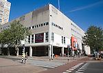 Exterior of the Maritime Museum building, Rotterdam, Netherlands