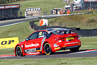 Round 8 of the 2018 British Touring Car Championship.  #48 Ollie Jackson. AmDtuning.com with Cobra Exhausts. Audi S3 Saloon.