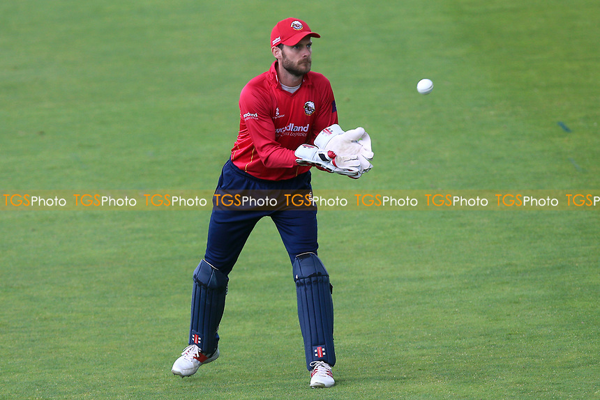 James Foster of Essex during Somerset vs Essex Eagles, Royal London One-Day Cup Cricket at The Cooper Associates County Ground on 14th May 2017