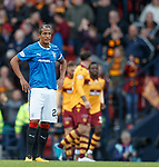 Bruno Alves after the second goal