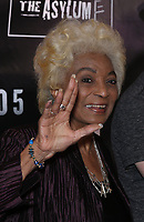 06 August 2017 - Las Vegas, NV - Nichelle Nichols.  Sharknado 5 Global Swarming red carpet premiere at Linq Hotel and Casino. Photo Credit: MJT/AdMedia