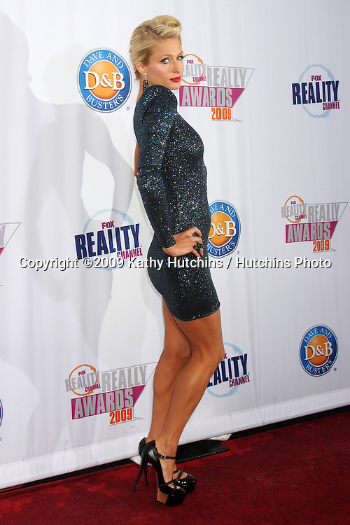 Paris Hilton.arriving at the 2009 Fox Reality Channel Really Awards.The Music Box at Fonda Theater.Los Angeles,  CA.October 13,  2009.©2009 Kathy Hutchins / Hutchins Photo.