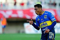 Futbol 2018 1A Union La Calera vs Everton