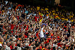Spain's Supporters during the Qualifiers - Group B to Euro 2020 football match between Spain and Sweden on 10th June, 2019 in Madrid, Spain. (ALTERPHOTOS/Manu Reino)