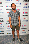 Charlie Condou, Arrivals on the red carpet, for the Attitude Pride awards at, The Berkeley, London. 06.07.18