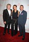 HOLLYWOOD, CA. - November 29: Nigel Lythgoe, Carrie Ann Inaba and Adam Shankman arrive at the Dizzy Feet Foundation's Inaugural Celebration Of Dance at the Kodak Theatre on November 29, 2009 in Hollywood, California.