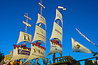 "Honda's ""Ship of Dreams"" Rose Parade Float Sailing with Seven Youth Philanthropies on Board"