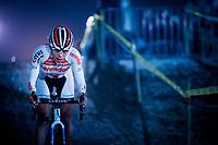 Ceylin Del Carmen Alvarado (NED/Corendon-Circus)<br /> <br /> women's race<br /> 44th Superprestige Diegem (BEL) 2018<br /> ©kramon