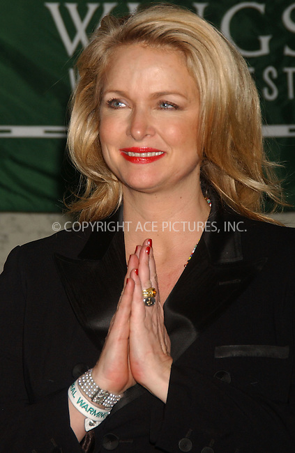 WWW.ACEPIXS.COM...............March 1 2007, New York City....Donna Dixon Ackroyd  attends the Wings World Quest 2007 Women of Discovery Awards Gala in Manhattan.......Byline:  KRISTIN CALLAHAN - ACEPIXS.COM....For information please contact:....Philip Vaughan, 212 243 8787 or 646 769 0430..Email: info@acepixs.com..Web: WWW.ACEPIXS.COM