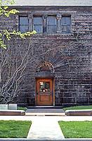 H. H. Richardson: Glessner House, Chicago 1886.
