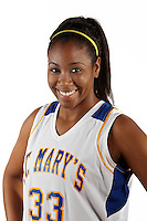 SAN ANTONIO , TX - SEPTEMBER 22, 2009: St. Mary's University Rattlers Basketball Team & Individual Photos. (Photo by Jeff Huehn)