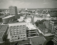 1961 June 14..Redevelopment.Downtown North (R-8)..Downtown Progress..North View from VNB Building..HAYCOX PHOTORAMIC INC..NEG# C-61-5-73.NRHA#..