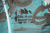 2015/02/13 Dresden | Situation für Flüchtlinge seit Pegida