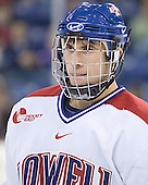 Mike Potacco - The University of Massachusetts-Lowell River Hawks defeated the Boston College Eagles 6-3 on Saturday, February 25, 2006, at the Paul E. Tsongas Arena in Lowell, MA.