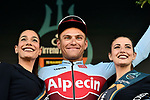 Marcel Kittel (GER) Team Katusha Alpecin wins Stage 6 of the 53rd edition of the Tirreno-Adriatico 2018 running 153km from Numana to Fano, Italy. 12th March 2018.<br /> Picture: LaPresse/Fabio Ferrari | Cyclefile<br /> <br /> <br /> All photos usage must carry mandatory copyright credit (&copy; Cyclefile | LaPresse/Fabio Ferrari)