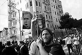 San Francisco, California.USA.March 15, 2003..Anti-Iraq war demonstration in San Francisco.