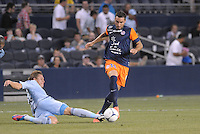 Sporting Kansas City v Montpellier HSC, July 24, 2012