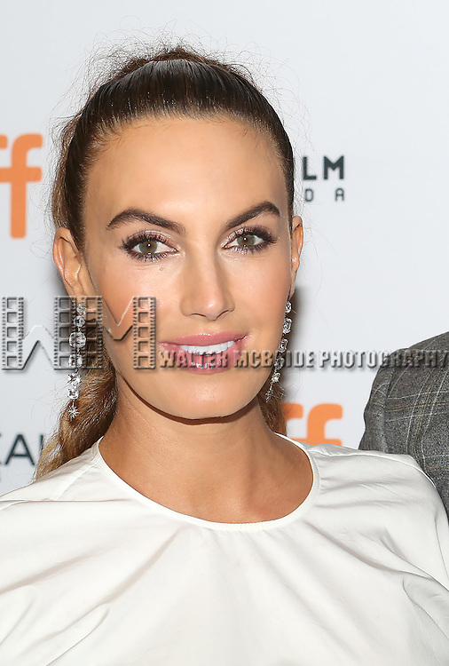 Elizabeth Chambers attends the 'The Birth of a Nation' Red Carpet Premiere during the 2016 Toronto International Film Festival premiere at Princess of Wales Theatre on September 9, 2016 in Toronto, Canada.