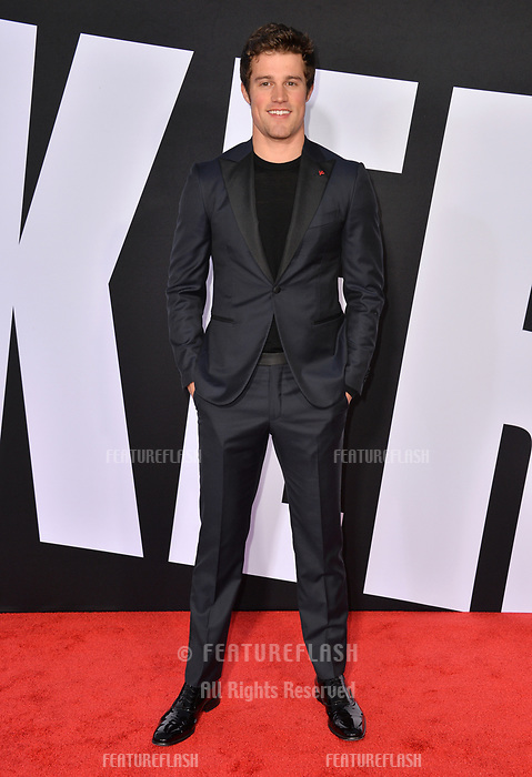Jake Picking at the premiere for &quot;Blockers&quot; at the Regency Village Theatre, Los Angeles, USA 03 April 2018<br /> Picture: Paul Smith/Featureflash/SilverHub 0208 004 5359 sales@silverhubmedia.com