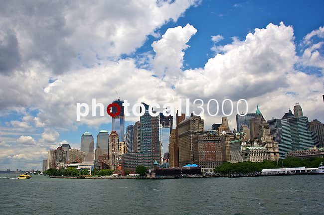 junio-2012.Tryp through New York.Manhattan Sky Line