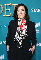 "13 February 2020 - Hollywood, California - Maria Doyle Kennedy. the Premiere Of Starz's ""Outlander"" Season 5 held at Hollywood Palladium. Photo Credit: FS/AdMedia /MediaPunch"