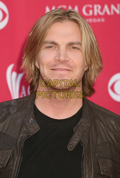 JACK INGRAM.42nd Annual Academy Of Country Music Awards held at the MGM Grand Garden Arena, Las Vegas, Nevada, USA..May 15th, 2007.headshot portrait .CAP/ADM/BP.©Byron Purvis/AdMedia/Capital Pictures