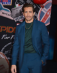 """Jake Gyllenhaal 037 arrives for the premiere of Sony Pictures' """"Spider-Man Far From Home"""" held at TCL Chinese Theatre on June 26, 2019 in Hollywood, California"""