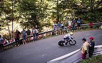 Daniel Felipe Martínez (COL/EF Education First)<br /> <br /> stage 10 (ITT): Jurançon to Pau (36.2km > in FRANCE)<br /> La Vuelta 2019<br /> <br /> ©kramon