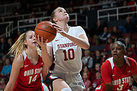 Stanford Basketball W v Ohio State, December 15, 2019