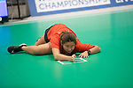 World Boccia Championships 2018<br /> Exhibition Centre Liverpool<br /> 11.08.18<br /> &copy;Steve Pope<br /> Sportingwales