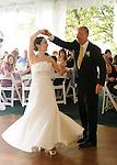 Wainwright House summer wedding reception
