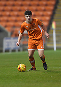 04/12/2018 FA Youth Cup 3rd Round Blackpool v Derby County<br /> <br /> Tom Williams