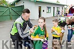 Kerry star Brian Murphy  signing shirts at the Kerry GAA Night of Champions at the Kingdom Greyhound Stadium on Friday